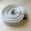 "2"" x 50 ft Double Jacket Fire Hose Male x Female Threaded (Short Shank) Aluminum"