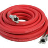 """3/4"""" x 50 ft 300 PSI Jack Hammer Hose (Red)"""