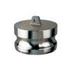 "1 1/2"" Stainless Steel Dust Plug  (Part DP)"