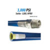 "1"" x 400 ft REEL - 3,000 PSI Sewer Cleaning Line (Series LLBU, HPBU)"