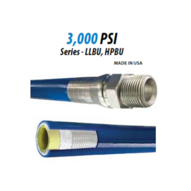 3 4 Quot X 500 Ft Reel 3 000 Psi Jetting Lateral Line Series