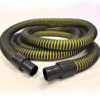 "2"" x 25 ft Tiger Tail Suction Hose with Cuffs (Uncoupled)"