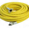 "3/4"" x 50 ft 300 PSI Jack Hammer Hose (Yellow)"