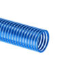 "6"" Clear Low Temperature PVC HOSE (Uncoupled/Sold per Foot)"