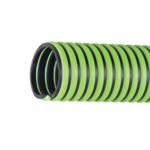 Green and Black Hoses
