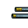 """1/4"""" SAE R17 Braided Hydraulic Hose - 1 Wire - 3,000 PSI (Sold per foot)"""