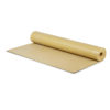 "1/16"" x 36"" x 67' - Tan Pure Gum/Natural Rubber Sheet Rubber Roll"