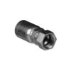 "1/4"" Hose ID  x 1/4"" - 37° JIC Female Swivel Bite to Wire/W Series Fitting"