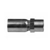 "1/4"" Hose ID  x 3/8"" - NPTF Female Pipe Rigid Bite to Wire/W Series Fitting"