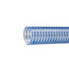 "1 1/4"" WT Series - All Clear PVC Corrugated Hose (sold per foot)"