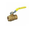 "1/4"" Brass Ball Valve (Full Port)"